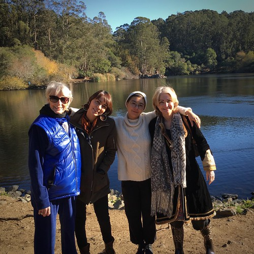 Thanksgiving at Lake Anza