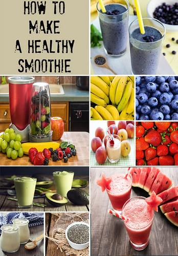 how to make fruit smoothie copy