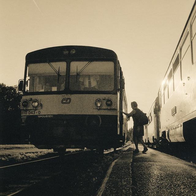 Bohemian Express # 8
