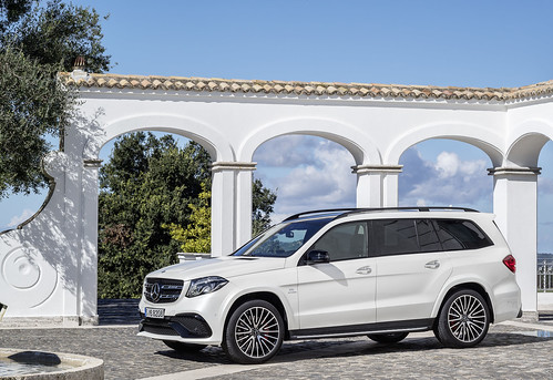 2016 Mercedes GLS 63 AMG 4MOTION (X166) - 02