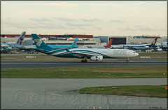 A4O-DE Aibus A330-343 Oman Air