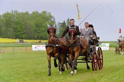 2005 Dressur und Fahrtage