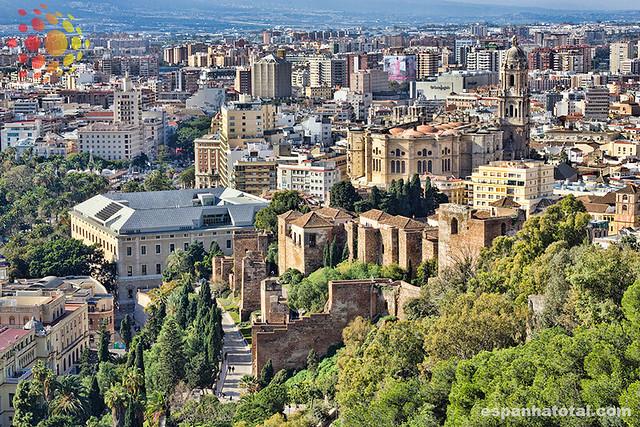 hotéis econômicos de Málaga