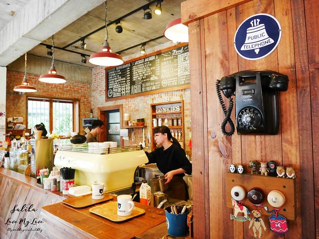 台北小巨蛋站不限時咖啡館餐廳小破爛咖啡CAFE JUNKIES (2)