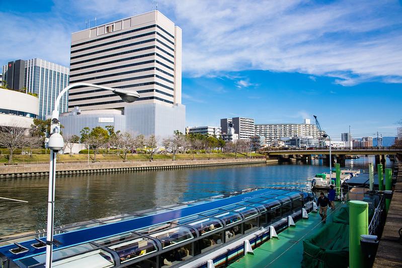 大阪水上巴士 / Aqualiner