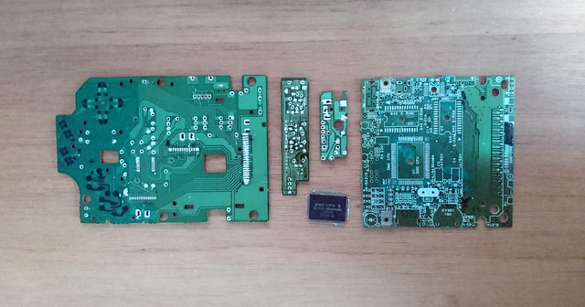 Nintendo Gameboy PCB DMG-1