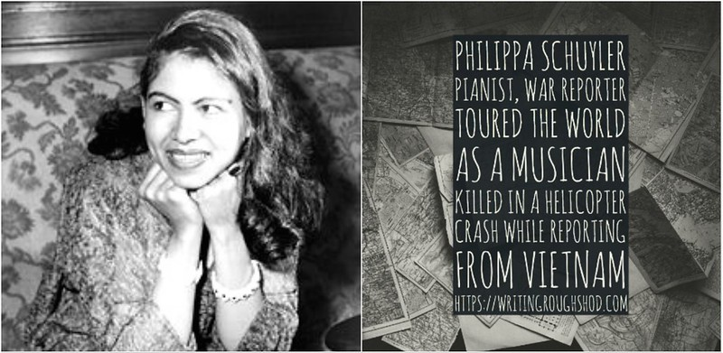 PHILIPPA SCHUYLER #100travelHERS