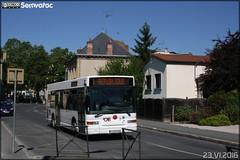 Heuliez Bus GX 117 - TUB (Transports Urbains Bergeracois)