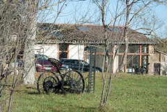 Domain La Poujade, Caylus - Photo of Mouillac