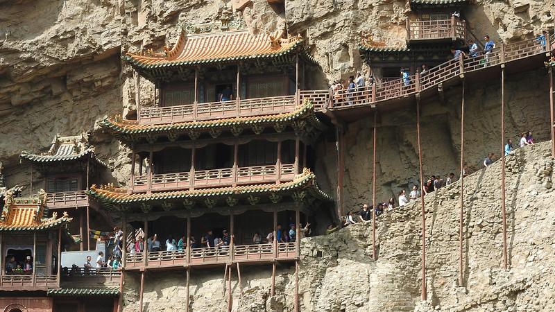 Hengshan Hanging Temple, Datong