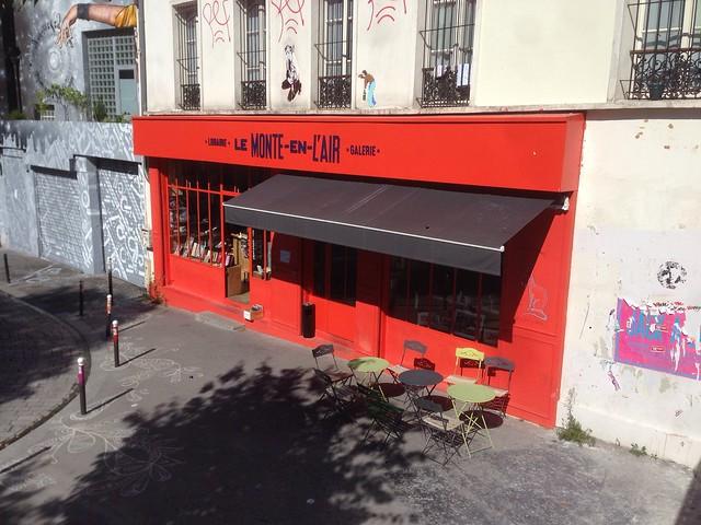 Librairie Le Monte-en-l'air - Paris