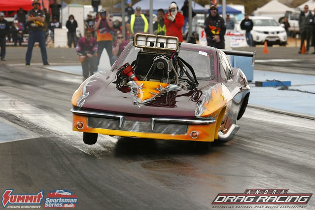 2015 Desert Nationals at Alice Springs Inland Dragway