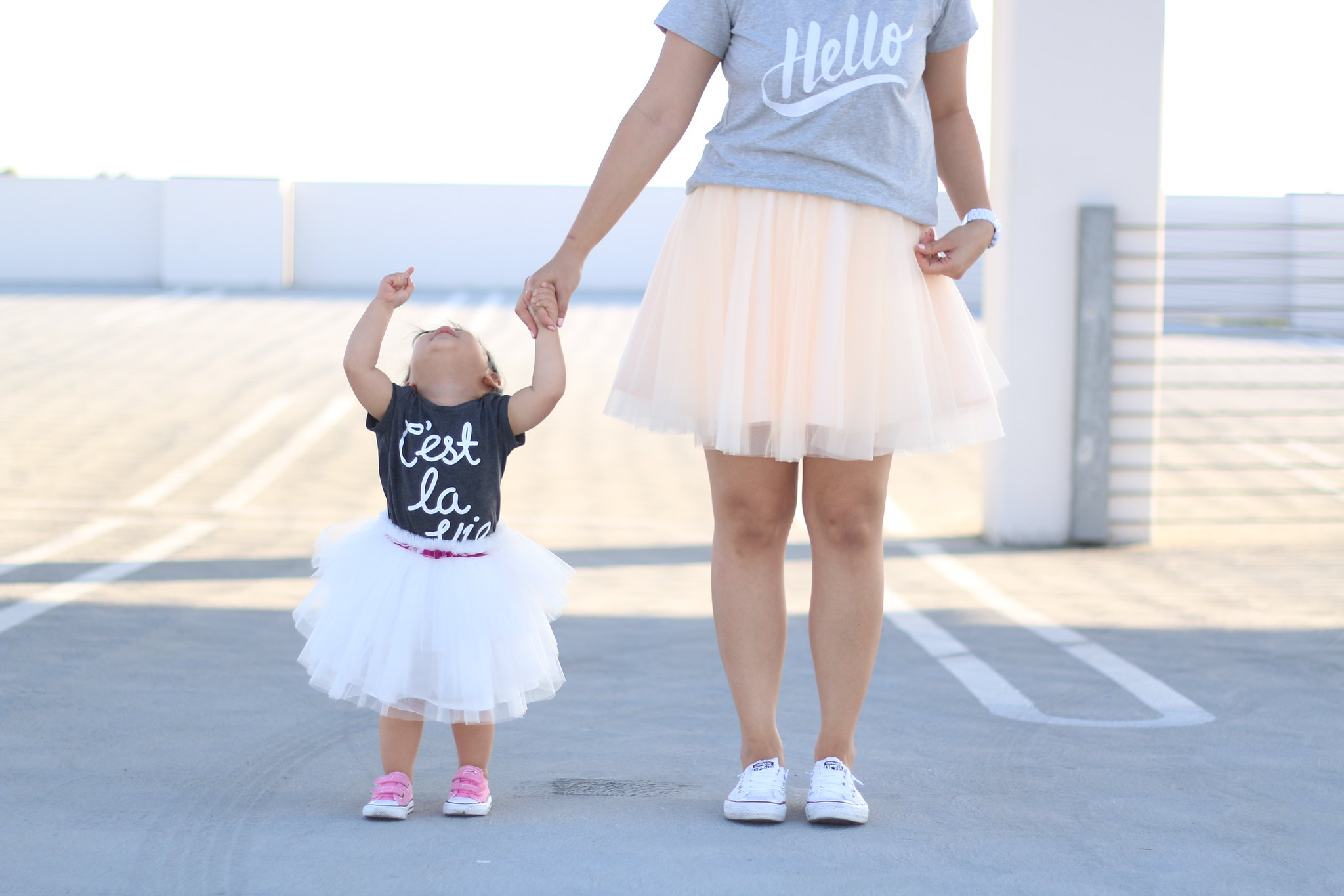 simplyxclassic, tulle skirt, space 46 boutique, chucks, mommy blogger, style, fashion, mommy and me,