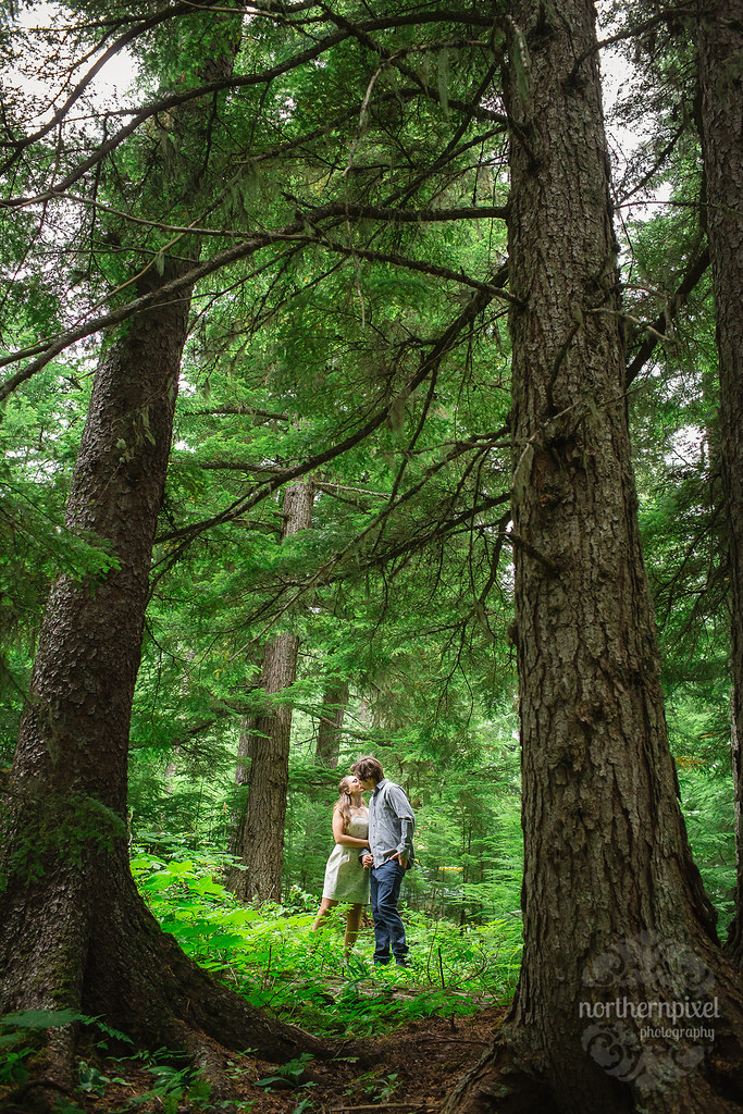 Engagement Photographer - Prince George British Columbia
