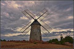 le moulin de la Couvertoirade