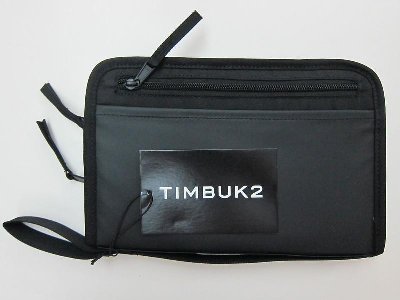 Timbuk2 Trek Book Portable Organizer - Front