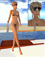 LoveMe Skins, Swimsuit by London People, Designer Circle 112