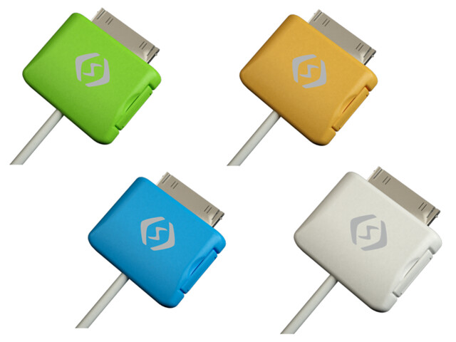 4 Colors for 30 Adapter