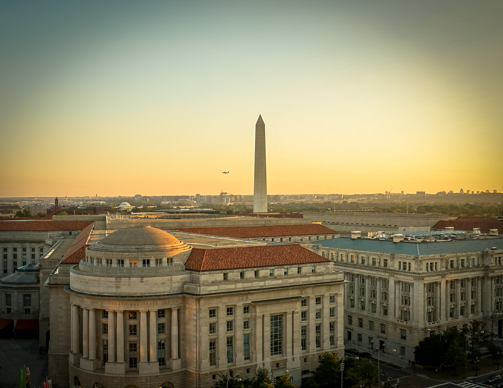 Photo Friday: Sunset at the DC Center for the LGBT Community Fall Reception, Washington, DC USA