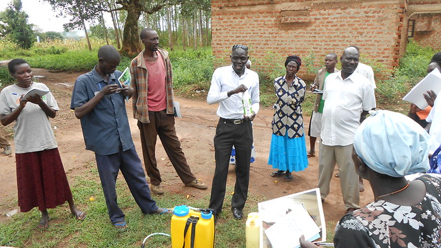 Training on Biosecurity_Lira_Uganda