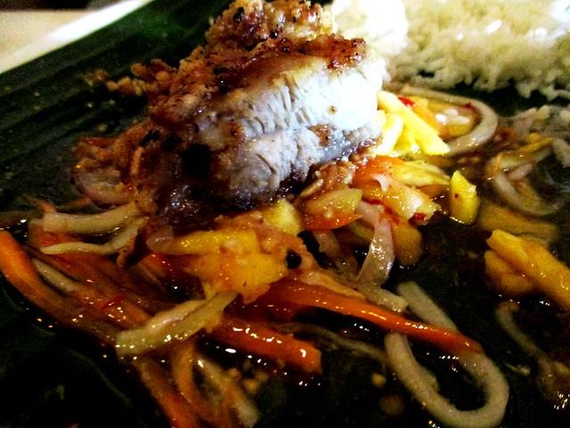 Jack Pork pineapple chicken rice 2