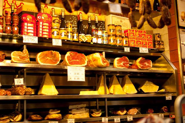 Gastronomia Franchi, Roma