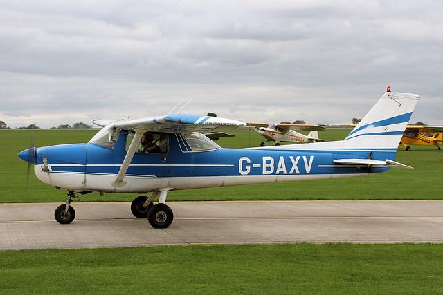 G-BAXV