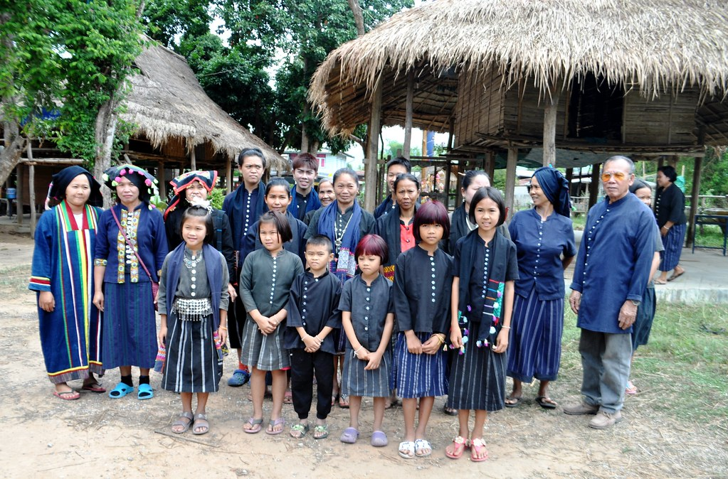 Meeting the Tai Dam People at the Tai Dam Village - #TBEX Blogger Preview Trip, Loei Region of Thailand, March 23 - 25, 2015