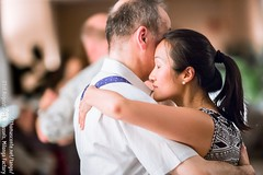Mee On and Frank, Brussels, Milonga Factory, August 2015