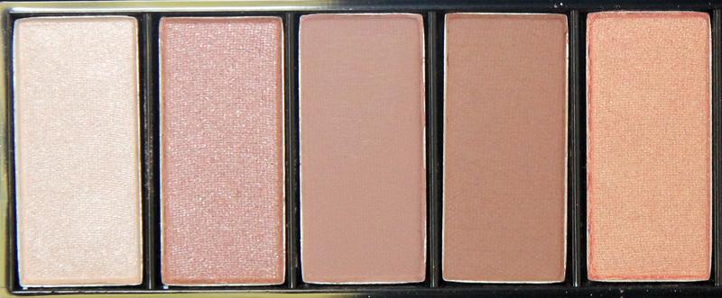 L'oréal rosé la palette nude1