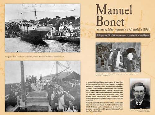 pailebote Manuel Bonet