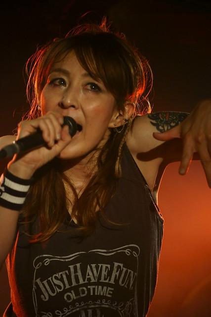Juz live at Outbreak, Tokyo, 14 Oct 2015. 131