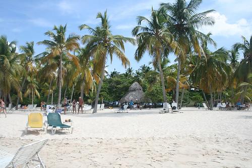 56 - Cayo Levantado (Bacardi Island / Bacardi-Insel)