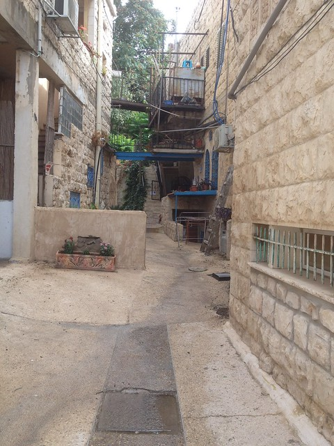 Tzfas. Old City