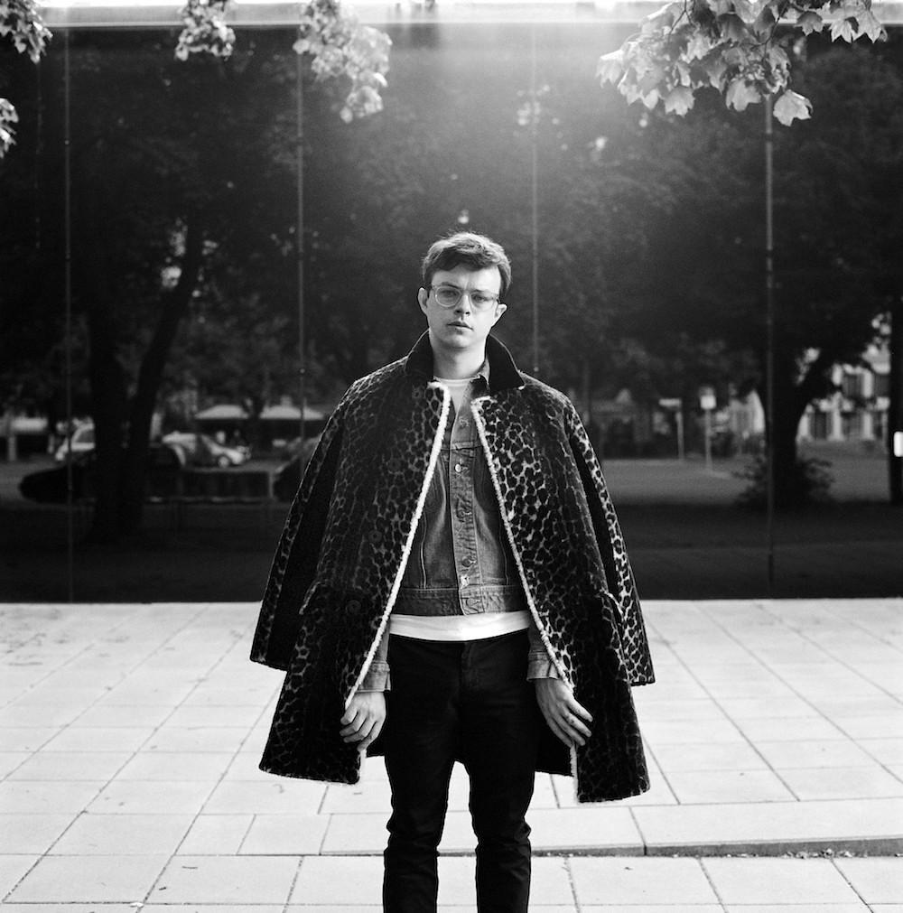 Дэйн ДеХаан — Фотосессия для «Vogue Man» NL 2015 – 1