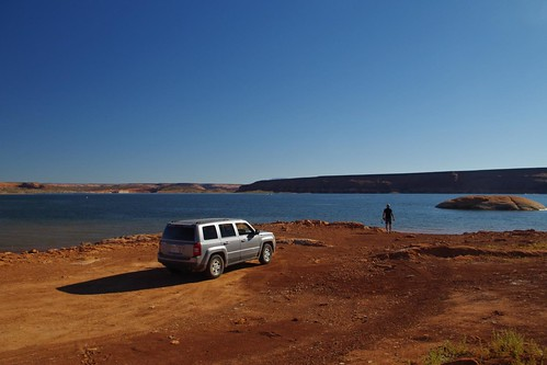 burr trail et lake powell