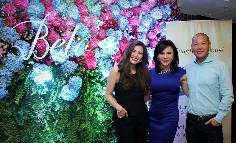 Vicki Belo receives Allergan award
