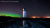 Southerness Lighthouse Aurora