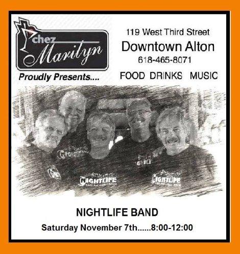 Nightlife Band 11-7-15