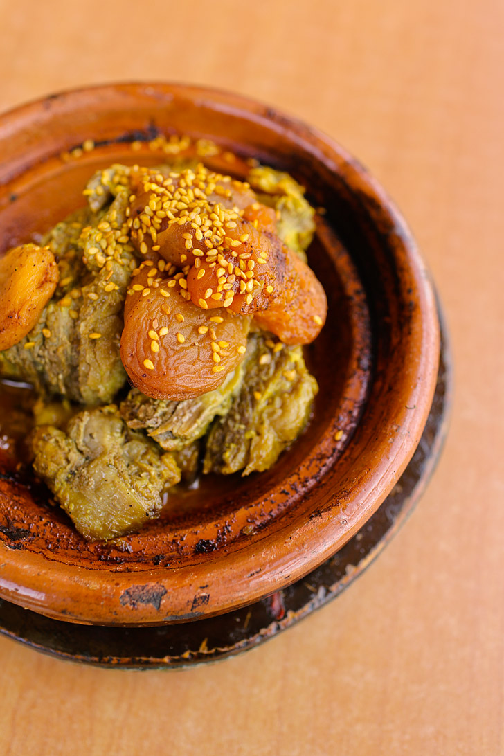 Try Tagine / Moroccan Food (21 Amazing Things to Do in Morocco).