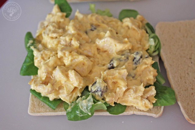 Coronation Chicken www.cocinandoentreolivos.com (14)