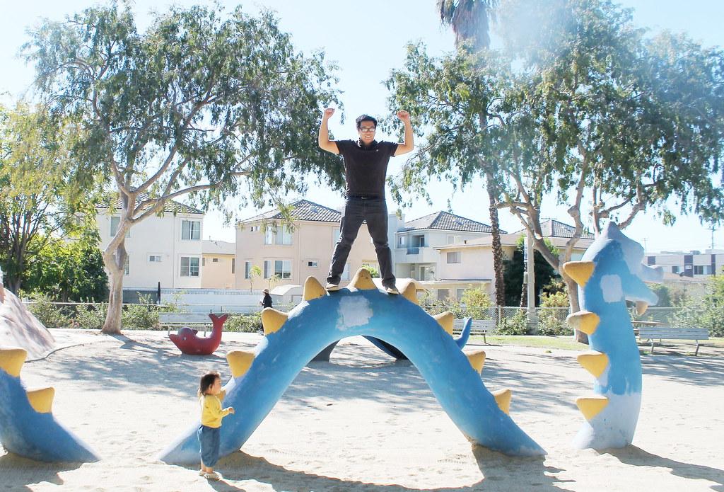 la laguna playground