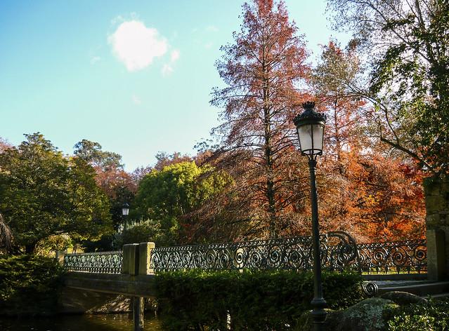 Parque Castrelos, Vigo