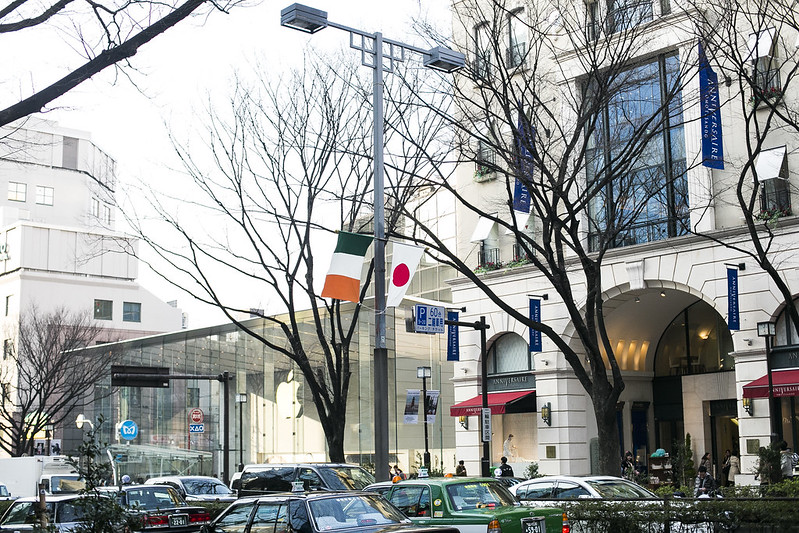 Omotesando and Harajuku