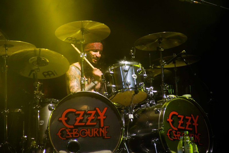 Ozzy Osborne at Voodoo Fest 2015