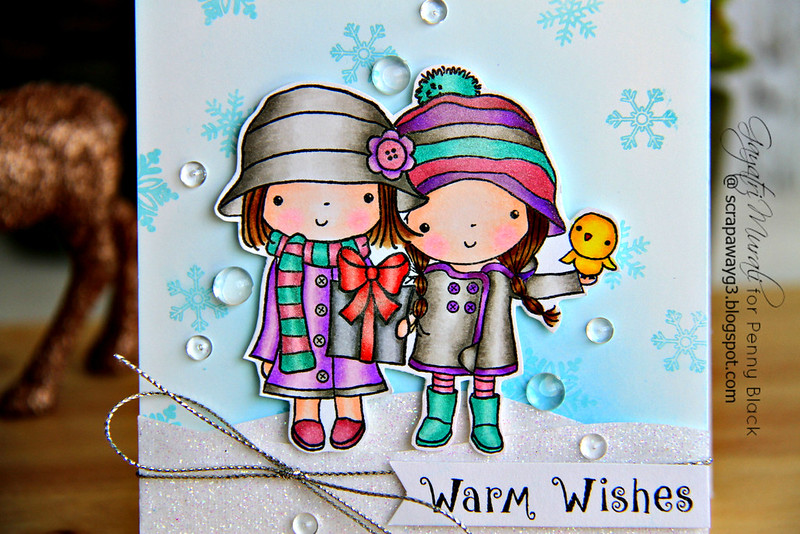 Warm Wishes clsoeup