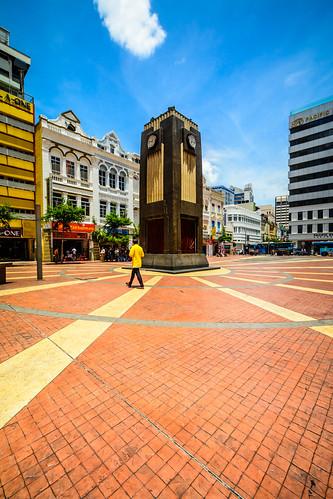 Market Square Clock Tower
