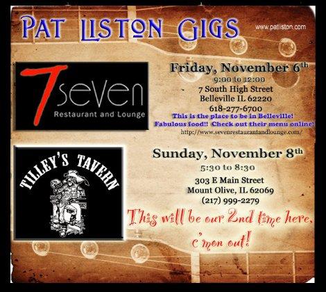 Pat Liston 11-6, 11-8-15