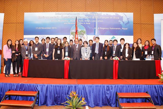 Nepal EST Forum, 17 - 20 November, 2015