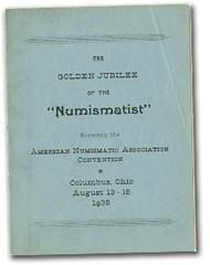 Numismatist Silver Jubilee issue